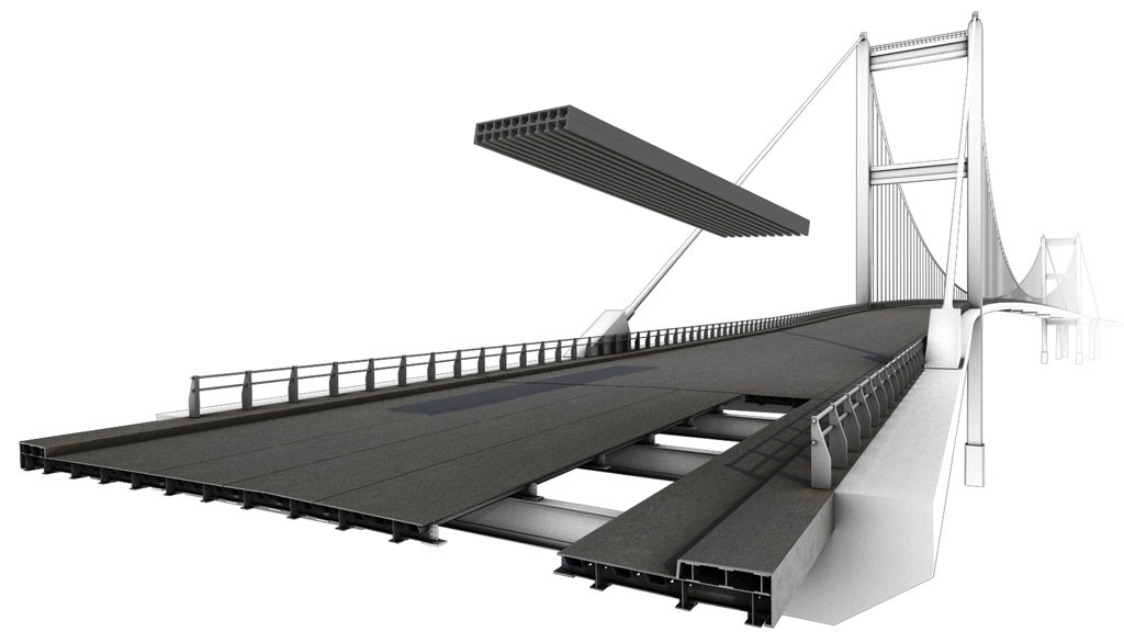 FRP Bridge
