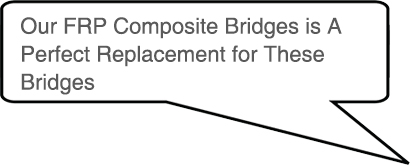 FRP Bridge Advantages
