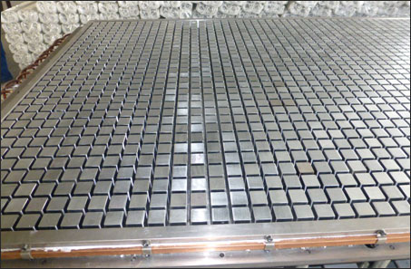 Fiberglass Gratings Equipment